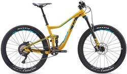 "Liv Pique SX 2 27.5"" Womens Mountain Bike 2018 - Trail Full Suspension MTB"