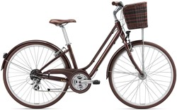 Liv Flourish 2 Womens 2018 - Hybrid Classic Bike