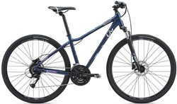 Liv Rove 2 Disc Womens 2018 - Hybrid Sports Bike