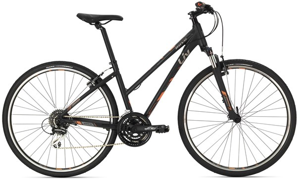 Liv Rove 3 Womens 2018 - Hybrid Sports Bike