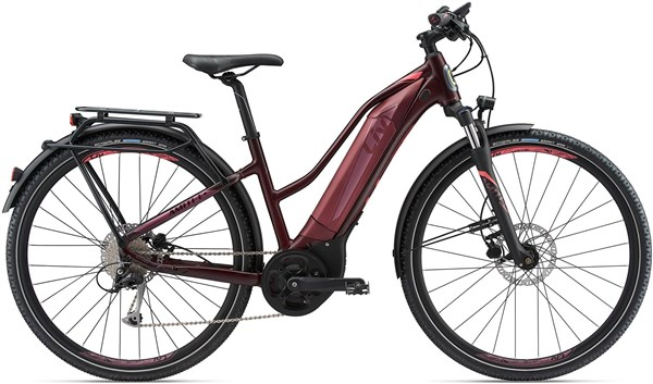 Liv Amiti-E+1 Womens 2018 - Electric Hybrid Bike