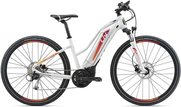 Liv Amiti-E+2 Womens 2018 - Electric Hybrid Bike