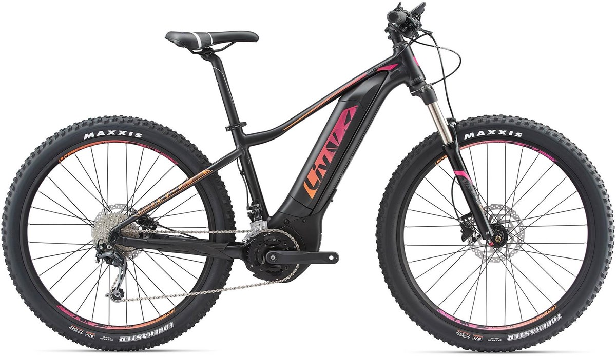Liv Vall-E+2 Womens 2018 - Electric Mountain Bike