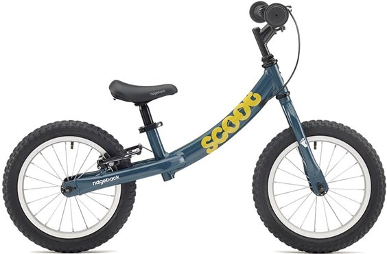 Ridgeback Scoot XL 14w Balance Bike 2018 - Kids Balance Bike