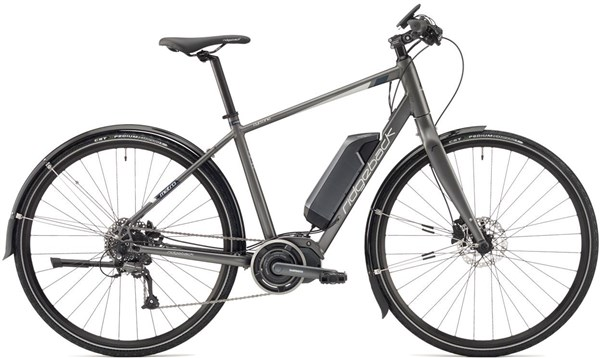 Ridgeback Cyclone 2018 - Electric Hybrid Bike