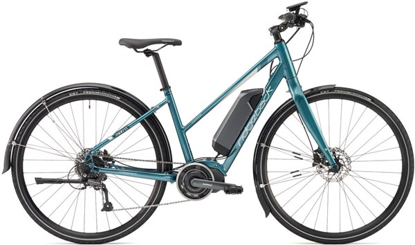 Image of Ridgeback Cyclone Open Frame Womens 2018 - Electric Hybrid Bike
