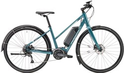 Product image for Ridgeback Cyclone Open Frame Womens 2018 - Electric Hybrid Bike