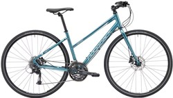 Ridgeback Vanteo Open Frame Womens 2018 - Hybrid Sports Bike