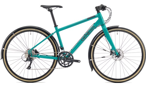 Genesis Skyline 20 Womens 2018 - Hybrid Sports Bike