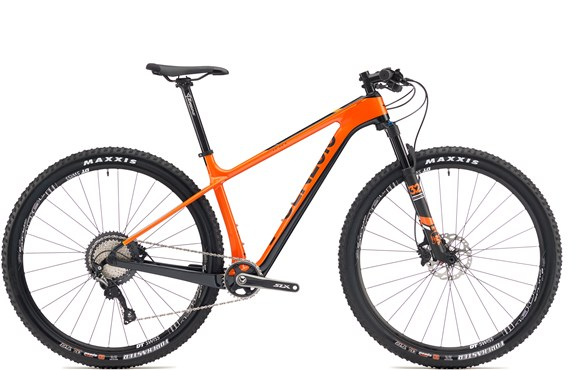 Genesis Mantle 20 29er Mountain Bike 2018 - Hardtail MTB