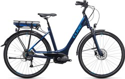 Cube Touring Hybrid 400 Easy Entry - Nearly New - 46cm - 2017 Electric Bike