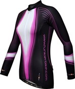 Product image for Funkier J-394-LW Womens Long Sleeve Winter Jersey AW17