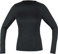 Gore Base Layer Lady Thermo Shirt Long AW17