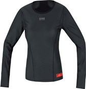 Gore Windstopper Thermo Womens Long Sleeve Base Layer AW17