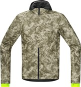 Gore Element Urban Print Windstopper Soft Shell Jacket AW17