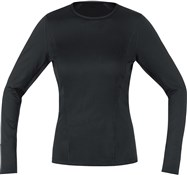Product image for Gore Womens Long Sleeve Base Layer AW17