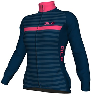 Ale Solid Riviera Womens Long Sleeve Jersey AW17
