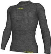 Product image for Ale Seamless Wool Long Sleeve Base Layer AW17