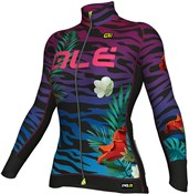 Product image for Ale PRR 2.0 Flowers Womens Long Sleeve Jersey AW17