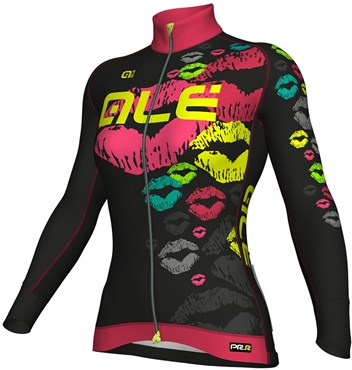 Ale PRR 2.0 Smack Womens Long Sleeve Jersey AW17