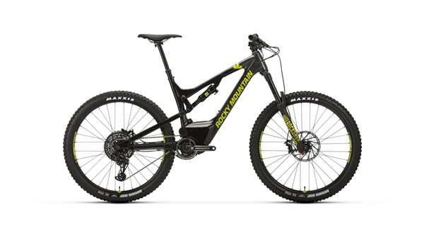 "Rocky Mountain Altitude Powerplay Carbon 50 27.5"" 2018 - Enduro Electric Mountain Bike"