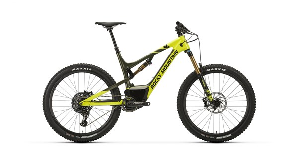 "Rocky Mountain Altitude Powerplay Carbon 90 27.5"" 2018 - Enduro Electric Mountain Bike"