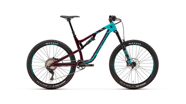 "Rocky Mountain Altitude Carbon 70 Shimano 27.5"" Mountain Bike 2018 - Enduro Full Suspension MTB"