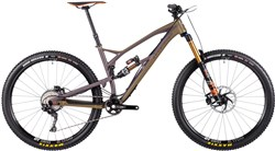 Nukeproof Mega 290 Factory 29er Mountain Bike 2018 - Enduro Full Suspension MTB