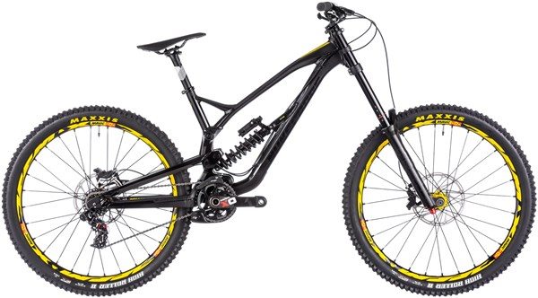 "Image of Nukeproof Pulse RS DH 27.5"" Mountain Bike 2018 - Full Suspension MTB"
