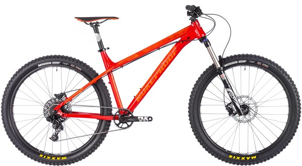 "Nukeproof Scout 275 Race 27.5""+ Mountain Bike 2018 - Hardtail MTB"