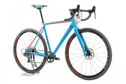 Cube Cross Race SLT - Nearly New - 53cm - 2017 Hybrid Bike