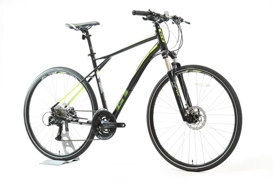 GT Transeo 2.0 - Nearly New - L - 2017 Hybrid Bike
