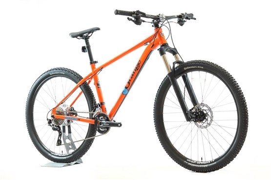 "Orange Clockwork 120 27.5"" - Nearly New - M - 2017 Mountain Bike"
