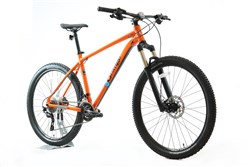 "Orange Clockwork 120 27.5"" - Nearly New - L - 2017 Mountain Bike"