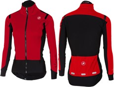 Castelli Alpha Ros Womens Long Sleeve Cycling Jersey AW17