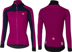 Product image for Castelli Mortirolo 2 Womens Windproof Cycling Jacket AW17