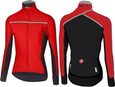 Castelli Trasparente 3 Womens Long Sleeve Cycling Jersey FZ AW17