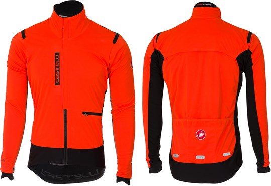 Castelli Alpha Ros Windproof Cycling Jacket AW17