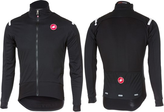Castelli Alpha Ros Long Sleeve Cycling Jersey AW17