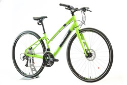Merida Crossway Urban 40  Womens - Nearly New - XS - 2016 Hybrid Bike