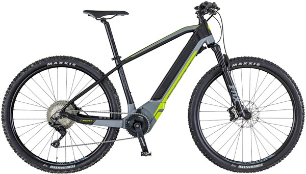 "Scott E-Aspect 10 27.5"" 2018 - Electric Mountain Bike"