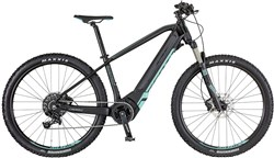 "Scott E-Contessa Aspect 20 27.5"" Womens 2018 - Electric Mountain Bike"