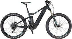 "Product image for Scott E-Contessa Genius 720 27.5""+ Womens 2018 - Electric Mountain Bike"