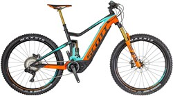 "Scott E-Genius 700 Tuned 27.5""+ 2018 - Electric Trail Mountain Bike"