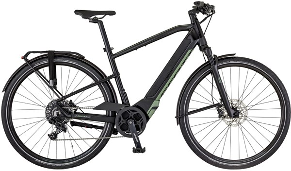 Scott E-Silence 20 2018 - Electric Hybrid Bike