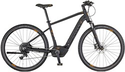 Scott E-Sub Cross 10 2018 - Electric Hybrid Bike