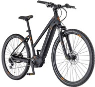 Scott E-Sub Cross 10 Womens 2018 - Electric Hybrid Bike