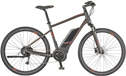 Scott E-Sub Cross 20 2018 - Electric Hybrid Bike