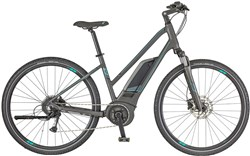 Scott E-Sub Cross 20 Womens 2018 - Electric Hybrid Bike