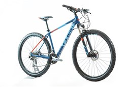 "Cube Analog 29er - Nearly New - 19"" - 2017 Mountain Bike"